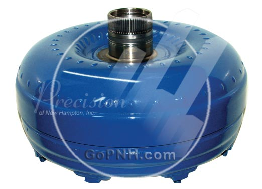 Top View of: 2010 and Up Ford Torque Converter (6R140 Transmission).