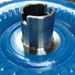 Billet Steel Flanged Hub